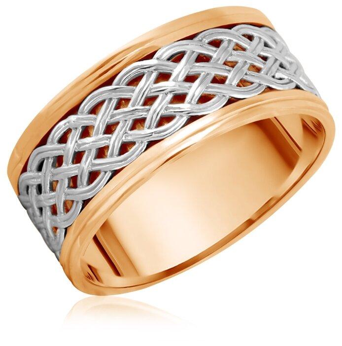 Бронницкий Ювелир Кольцо из золота 25610235