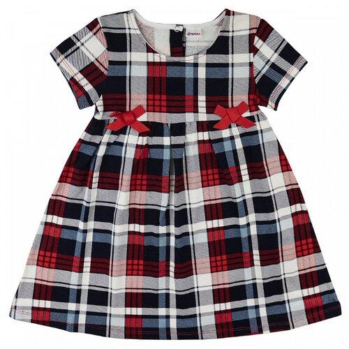 Купить Платье Юлала размер 52, красный, Платья и юбки