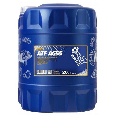 Трансмиссионное масло Mannol ATF AG55 20 л