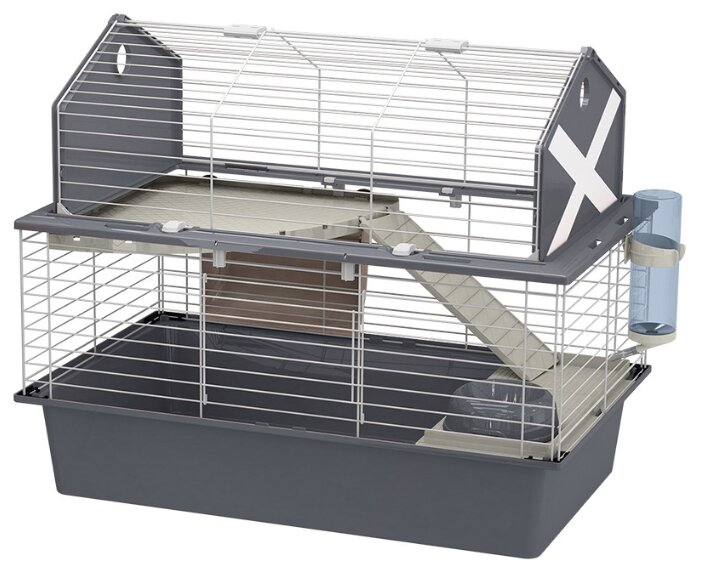 Клетка для кроликов Ferplast Barn 80 78х48х65 см