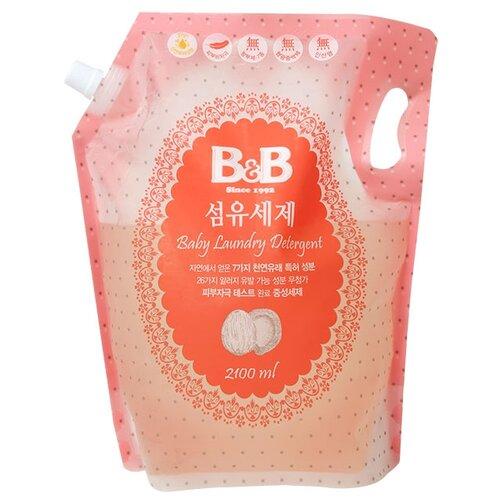 Гель для стирки B&B для детского белья 2.1 л бутылка