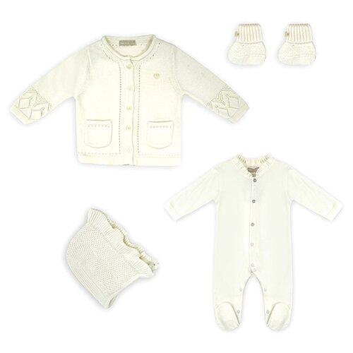 Комплект одежды RBC размер 62, кремовый костюм rbc rbc mp002xb00cot