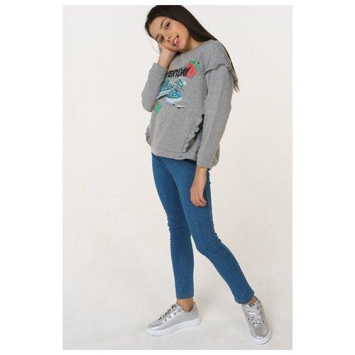 Купить Комплект одежды Mayoral размер 128, серый/синий, Комплекты и форма