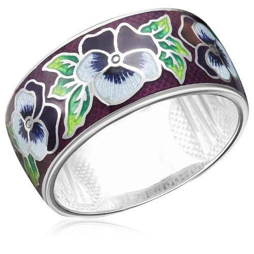Бронницкий Ювелир Кольцо из серебра 6.69-4, размер 17 бронницкий ювелир кольцо из серебра s85610001 размер 17 5