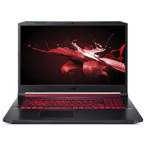 Ноутбук Acer Nitro 5 AN517-51-55YQ (NH.Q5CER.02M), Обсидиановый черный