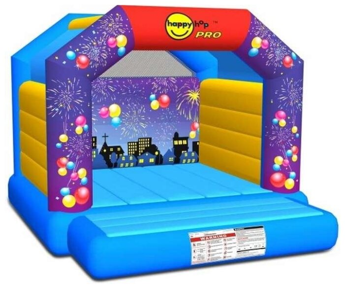 Надувной комплекс Happy Hop 1035