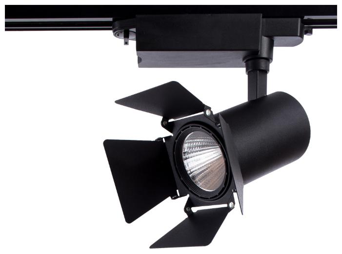 Трековый светодиодный светильник Track Lights A6720PL-1BK (Artelamp)