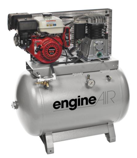 Компрессор масляный ABAC EngineAIR B5900B/270 7HP, 270 л, 5.3 кВт