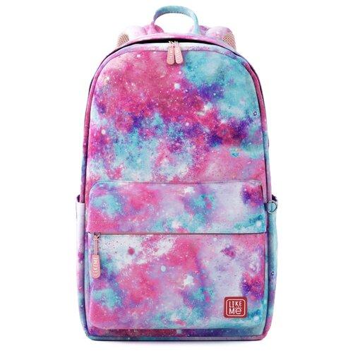 Like Me рюкзак Teens Космос, розовый
