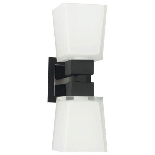 Настенный светильник Lussole Lente LSC-2501-02, 80 Вт lussole встраиваемый светильник lente lsc 2500 01