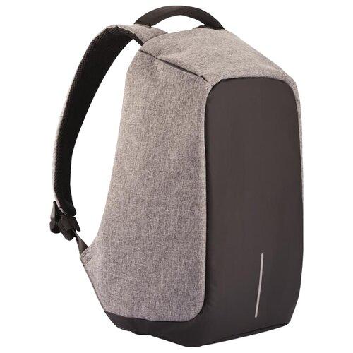 Рюкзак XD DESIGN Bobby XL серый рюкзак xd design 15 6 inch bobby grey p705 542