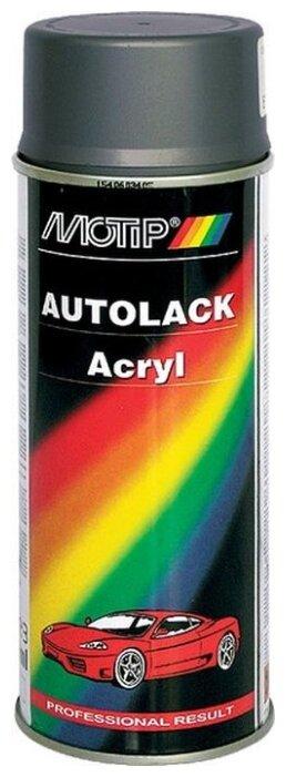 MOTIP аэрозольная автоэмаль Autolack Acryl