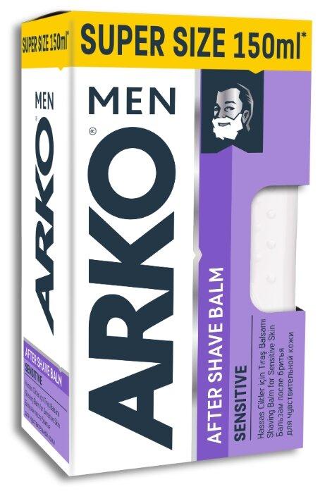 Бальзам после бритья Sensitive Arko