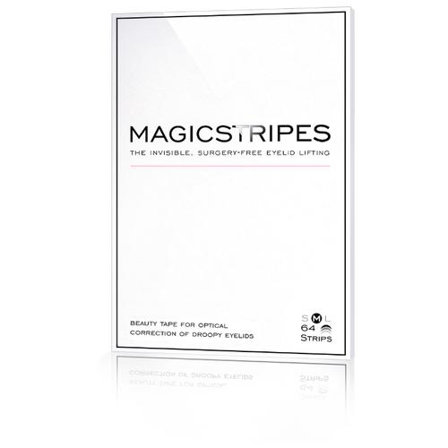 Стикеры для нависшего века MAGICSTRIPES размер М прозрачные