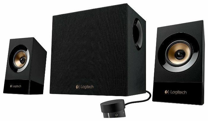 Колонка Logitech Z533 Black 980-001054