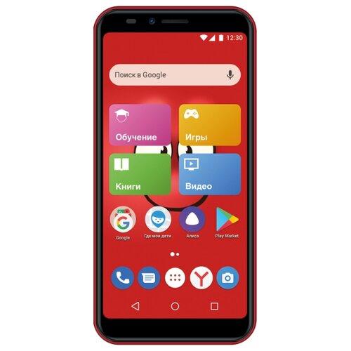 Смартфон INOI kPhone красный смартфон