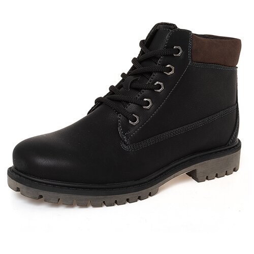 Ботинки INSTREET размер 36, черный ботинки t taccardi размер 32 черный
