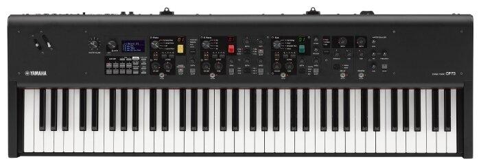 Yamaha DGX660B - интерактивный синтезатор, 88кл. GHS,192 полиф., 554 тембра, 205 стилей, БП, чёрный