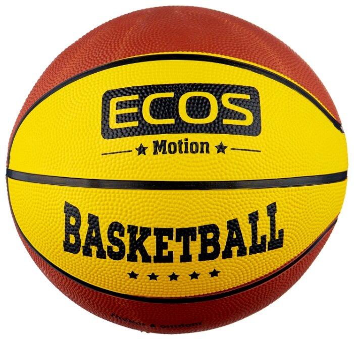 Баскетбольный мяч ECOS Motion BB120, р. 7