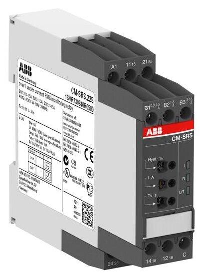 Реле контроля тока ABB 1SVR730841R0500