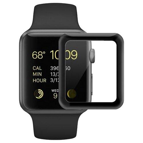 Защитное стекло COTEetCI N0.13 4D для Apple Watch 38mm прозрачный