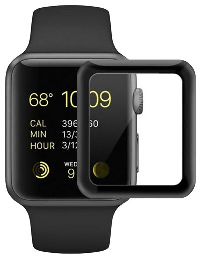 Защитное стекло COTEetCI N0.13 4D для Apple Watch 38mm