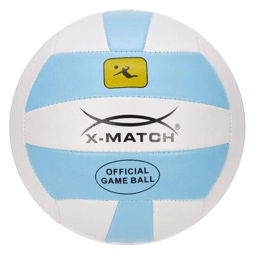 Фото - Волейбольный мяч X-Match 56305 куртка match g1093