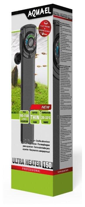 Цилиндрический нагреватель AQUAEL ULTRA HEATER 150W (90-150 л)