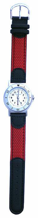 Наручные часы Тик-Так H205T-4А Черно-красные