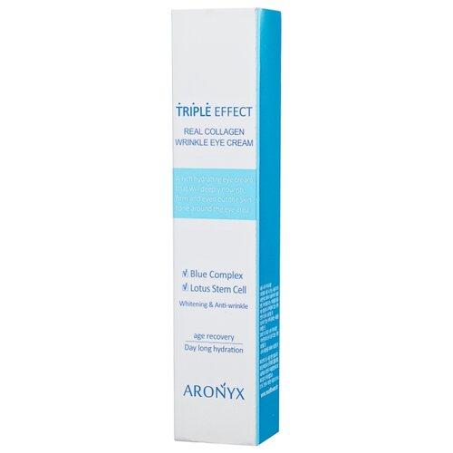 Крем Medi Flower Aronyx Triple Effect для век 40 мл лучший крем для век после 40