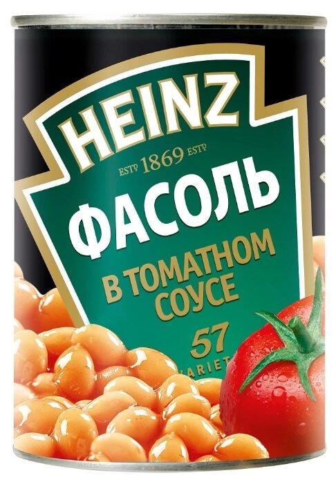 Фасоль Heinz в томатном соусе, 415г