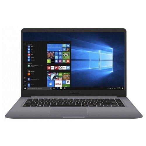 Купить Ноутбук ASUS VivoBook 15 X510QR-EJ093 (AMD A10 9620P 2500MHz/15.6 /1920x1080/4GB/256GB SSD/DVD нет/AMD Radeon 535 2GB/Wi-Fi/Bluetooth/Endless OS) 90NB0ME2-M01190 star grey