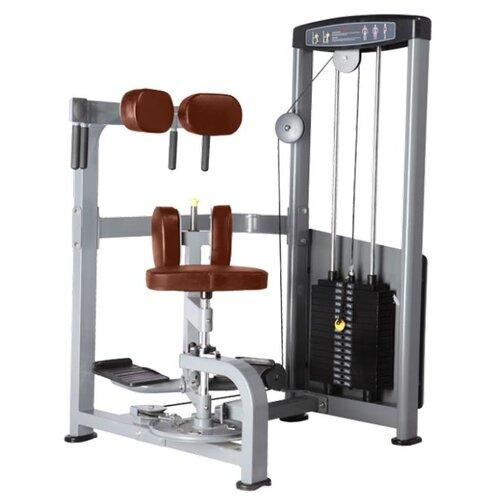 Фото - Тренажер со встроенными весами Bronze Gym D-011 коричневый/серый тренажер со встроенными весами bronze gym ld 9028 черный