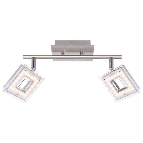 Светильник светодиодный Globo Lighting Kerstin 56138-2, LED, 8.4 Вт спот kerstin 56138 4