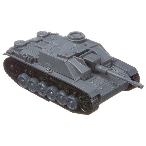 Фото - Сборная модель BONDIBON Танк №21 ВВ2973 1:77 сборная модель bondibon танк 16 вв2968 1 72