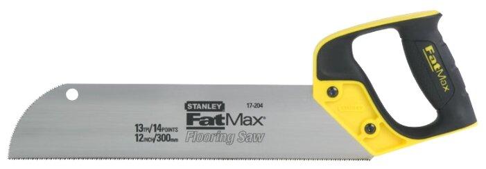 Ножовка по дереву STANLEY FatMax 2-17-204 300 мм — цены на Яндекс.Маркете