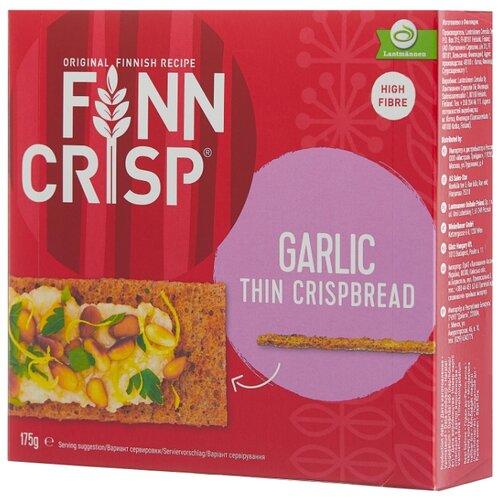 Сухарики ржаные Finn Crisp с чесноком 175 г жакет finn flare finn flare mp002xw18ugv