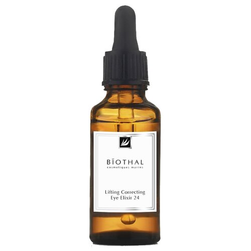 Фото - BIOTHAL Сыворотка Эликсир для кожи вокруг глаз Lifting Correcting eye Elixir 24, 30 мл сыворотка biothal anti age elexir 30 мл