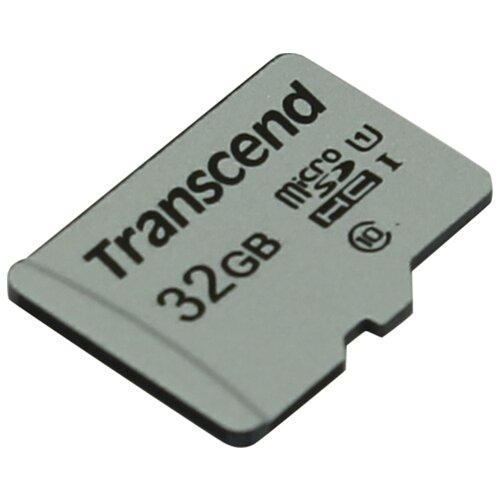 Фото - Карта памяти Transcend 32GB UHS-I U1 microSD карта памяти transcend 8gb uhs i u1 microsd with adapter mlc