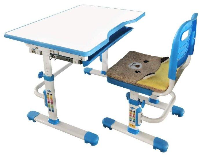 Комплект RIFFORMA стол + стул SET-10