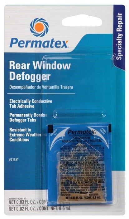 Permatex 21351 Набор для ремонта контактов обогревателя стекла