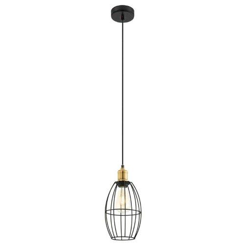 Светильник Eglo Denham 49789, E27, 60 Вт потолочный светильник shatten tuluza e27 60 вт