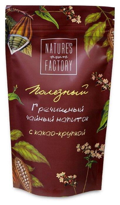Купить Чайный напиток травяной Nature's own factory Гречишный с какао-крупкой, 100 г по низкой цене с доставкой из Яндекс.Маркета
