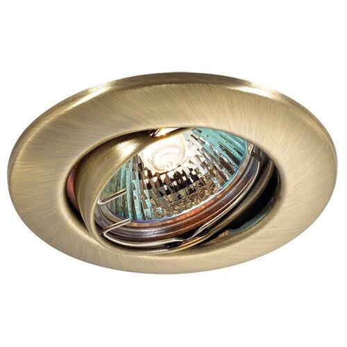 Встраиваемый светильник Novotech CLASSIC 369691 встраиваемый светильник novotech classic 369696