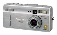 Фотоаппарат Panasonic Lumix DMC-F7