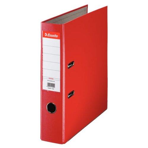 Купить Esselte Папка-регистратор ECONOMY А4, 75 мм, полипропилен красный, Файлы и папки