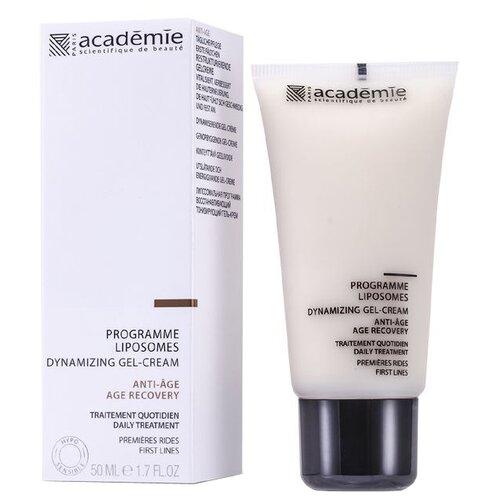 Крем-гель Academie Age Recovery Premium Dynamizing gel-cream Липосомальная программа для лица, 50 мл chi luxury black seed oil curl defining cream gel