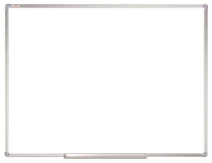 Доска магнитно-маркерная STAFF 235463 (90х120 см)
