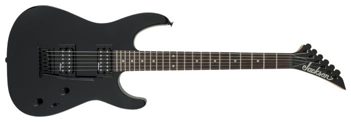 JACKSON JS11 DK, AH FB, 22 Fr, BLK электрогитара, цвет черный