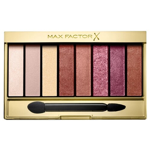 Max Factor Палетка теней Masterpiece Nude Palette 05 earthly max factor 05